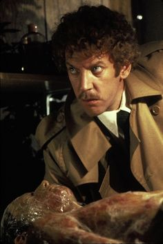 Invasion of the Body Snatchers..just watched this again the other day..great classic!