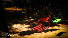 Empty Swings  @Rhodes, Greece