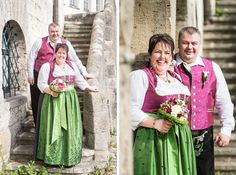 #Trachtenhochzeit in Blaustein - Tina und Siggi Photos © 2014 Frank Teichgräber #Hochzeit, #Trachten, #Dirndl