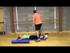 Check out these three exercises that you can do if you can't perform the floor wall slide!