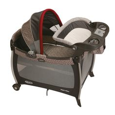 Graco Silhouette Pack 'n Play Playard in Finley | Overstock.com