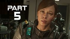 awesome Call of Duty Advanced Warfare - Gameplay Walkthrough Part 5 (PS4) - Sentinel