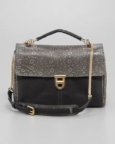 ASAP Lizard Satchel  by Nina Ricci