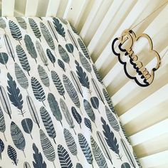 Fitted+Cot+Sheet+by+WithLoveXTwo+on+Etsy