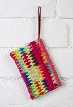 Authentic Peruvian Hand Woven #oneofakind #neon