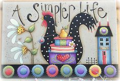 A Simpler Life Packet by Deb Antonick