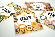 HELT identity by STUDIO ARHOJ branding
