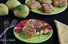 Leche Frita con Crema en Microondas (Paso a Paso)