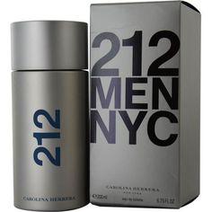 212 By Carolina Herrera Edt Spray 6.7 Oz