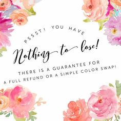 There is nothing to lose - try Lipsense today!! Find me on FB at PermaPouts. #satisfactionguaranteed
