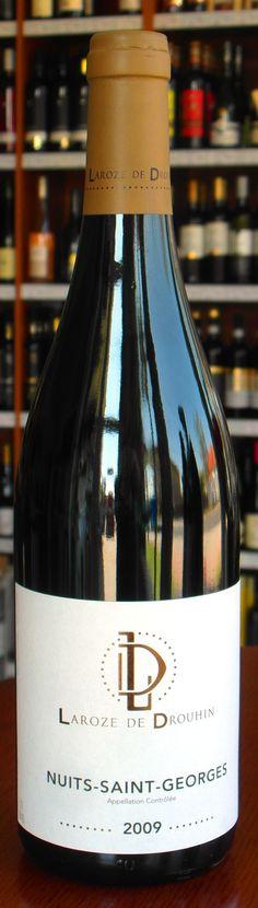 Ochutnajte jedinečný Pinot Noir z NUITS -SAINT-GEORGES, burgundského vinárstva LAROZE de DROUHIN ... www.vinopredaj.,sk  #nuitssaintgeorges #larozededrouhin #vino #wine #wein #francuzsko #france #pinotnoir #burgundsko #burgundy #inmedio #vinoteka #wineshop #delishop #delikatesy