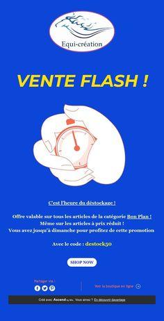 Vente Flash !