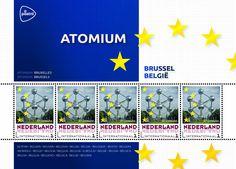 Postzegelvel Europa: België - Postzegelvellen - Postzegelproducten