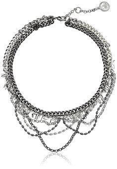Jessica Simpson Collar Choker Necklace ($42)