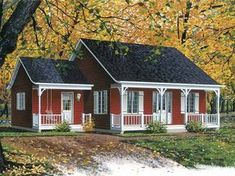 Our collection of Tiny House Plans includes an assortment of house plans that…