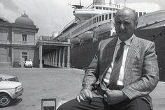Comandante De Rosa, una vita tra mare e la sua Achille Lauro - Pazzo per il Mare