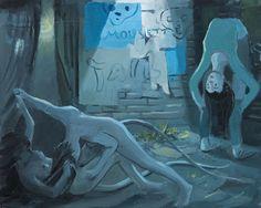 tilo baumgärtel - ohne titel (2011)