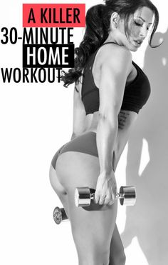 I use this workout when I can't hit a gym.