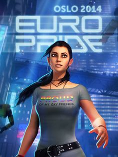The Longest Journey: Dreamfall Chapters. Game still in development showing its Pride this year.