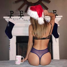 395 Best Kerst Girls Images On Pinterest Merry Christmas