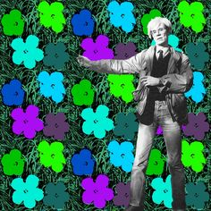 Warhol collection by Flavor Paper in Brooklyn - they have every funky wallpaper design you could ever imagine!