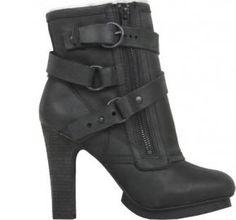 All Saints Aloquin boots