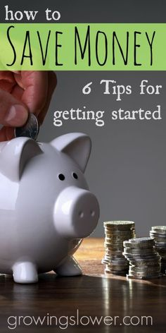 I love this post on how to get started with saving money. It has a super inspirational story of how this mom affords to be a stay at home mom and still live debt free! Debt Payoff Tips, #Debt