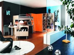 color schemes teenage bedroom ideas for boys