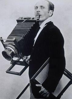 Tina Modotti      Portrait of Edward Weston       1924