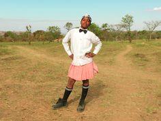 Untitled (Brave Ones series), 2010 | Zwelethu Mthethwa