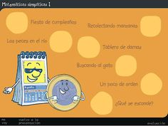 online spanish math games -- These are awesome!