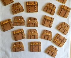 Kinder Butter, Candy, Cookies, Chocolate, Desserts, Food, Random Stuff, Cookie Recipes, Children