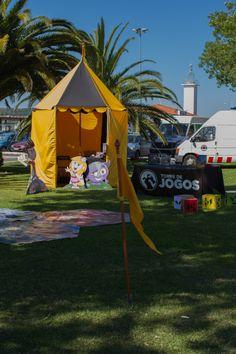 A TORRE de JOGOS na FESTA DA CRIANÇA   www.facebook.com/torredejogos