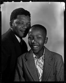 Oldest child of Nelson Mandela and his first wife Evelyn Ntoko Mase. Brother of Makgatho Lewanika Mandela, Makaziwe Mandela and Pumla Makaziwe Mandela-Amuah. Madiba was often referred to as Styles Mandela because of the fashionable way he dressed. My Black Is Beautiful, Black Love, Nelson Mandela Foundation, Black Presidents, Black Pride, Before Us, African American History, Cinema, History Facts