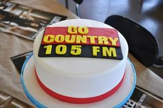 Go Country 105 FM has never looked so delicious