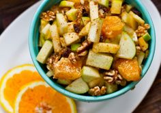 Citrus Apple Omega Fruit Salad — and 20 other recipes that fight the flu!