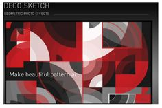 We're giving away the brand new app Deco Sketch - Photo Effects today, let us know if you'd like one
