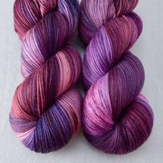 This colorway is a Wild Iris, meaning it is a truly unique, non-repeatable color. When this colorway is sold out, no more can be produced. Yowza! Whatta Skein!