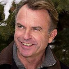 Sam Neill. Great believable actor. Makes it look easy.