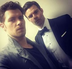 Mikaelson brothers
