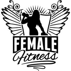 T-Shirt dessin   female_fitness_ce1