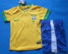 434261bb86e61 Brasil Kit Infantil 2012 2013  197  - €16.87   Camisetas de futbol baratas  online!