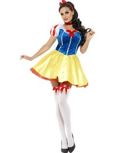 Reveal your inner princess in this Fever Fairytale Costume