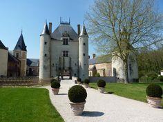 chteau de chamerolles loiret par babicka2 - Chateau De Chamerolles Mariage
