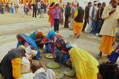 Kumbh Mela Kumbh Mela, Incredible India, Travelling, Religion, The Incredibles, Foods, Places, Painting, Life