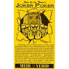 MMS Joker Poker Trick >>> Want to know more, click on the image. (Note:Amazon affiliate link)