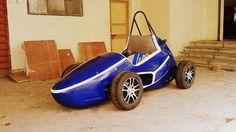 QuassR_de12. The first Formula Student Car made by Triumphant Racers. #TR_FSG_14 #FSspirit
