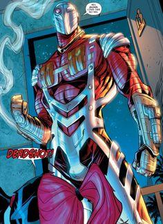 Deadshot in Harley Quinn #20