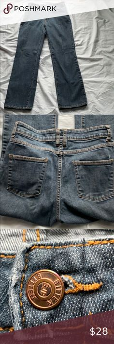 Bitten by Sarah Jessica Parker vintage jeans 10 Bitten by Sarah Jessica Parker straight leg classic vintage jeans size Waist is and are high waist. Excellent condition Bitten by Sarah Jessica Parker Jeans Straight Leg Robert Downey, Downey Jr, Sarah Jessica Parker Body, Plus Fashion, Fashion Tips, Fashion Design, Fashion Trends, Rachel Bilson, Kendall Jenner Outfits
