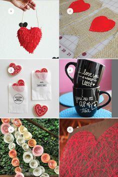Slice of the Week :: Valentines Crafts - Domestic Slice